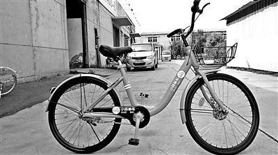 共享单车凉凉后的王庆坨镇:上千元单车2折出售